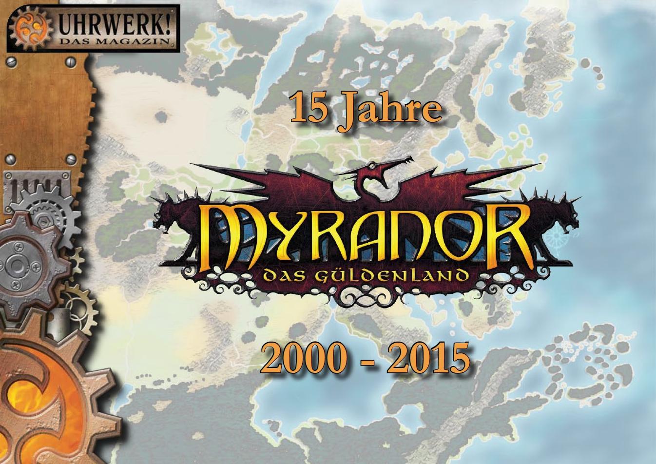 Uhrwerk! 15 Jahre Myranor